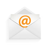 E-mail Protection Concept Illustration Royalty Free Stock Photos