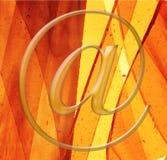e - mail, symbol Fotografia Stock