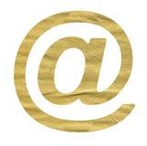 E-mail symbol Royalty Free Stock Photos