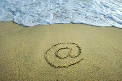 E-mail symbool Royalty-vrije Stock Foto's