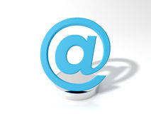 E-mail symbool Stock Fotografie