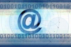 E-mail symbool royalty-vrije illustratie