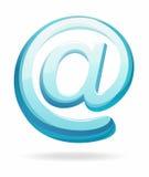 E-Mail-Zeichen Lizenzfreies Stockfoto