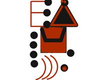 E-mailowa spam ilustracja Zdjęcie Stock