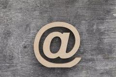 E-mailsymbool Stock Fotografie