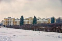 E Manoir d'Archangelskaya, 2009 images libres de droits