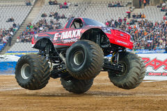 E-Maxx Monster Truck Stock Photos