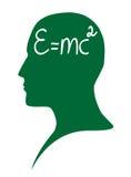 E=mc² vector illustratie