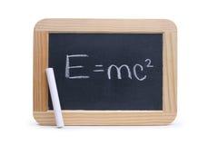 E=mc² Stock Fotografie