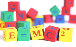 E=mc2 Royalty Free Stock Image
