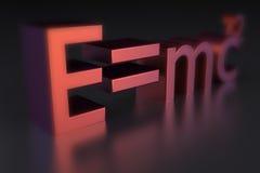 E-mc2 Royalty Free Stock Image