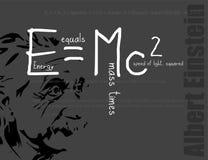 e mc2 Стоковые Фото