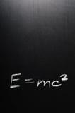 E=mc2 Stockfoto