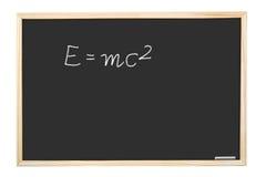 E=mc2 Royalty-vrije Stock Afbeelding