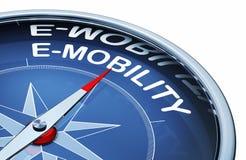 E-mobilidade foto de stock