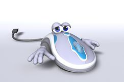 E-Mouse basicElement Royalty Free Stock Photo