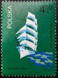 E 1974 o Изображения кораблей стоковое изображение