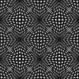 E Optische illusieeffect Stock Afbeeldingen