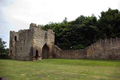 E outros castelo foto de stock royalty free