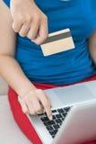 E-pago Fotos de archivo