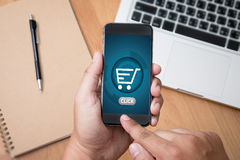 E PAYMENT Royalty Free Stock Images