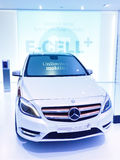 E-Pilha da B-Classe do conceito de Mercedes-Benz mais Imagem de Stock Royalty Free