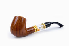 E-pipe tobacco pipe Stock Photos