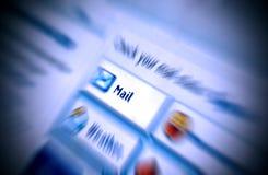 e-post Arkivfoton