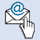 E-Post-Zeichen Lizenzfreies Stockfoto