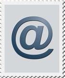 E-Posta-Timbri Immagini Stock Libere da Diritti