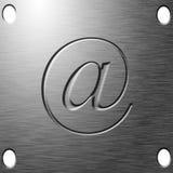 E-postsymbol vektor illustrationer