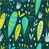 E Projekt dla tkaniny, dla tapety, tkaniny, książki, druk, magazyn ilustracji
