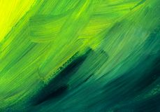 E r Χαοτικά κτυπήματα του χλοώδους, πράσινου, σμαραγδένιου χρώματος κλίσης στοκ φωτογραφία με δικαίωμα ελεύθερης χρήσης