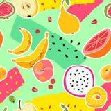 Печать плода E бесплатная иллюстрация