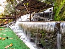 Водопад E стоковая фотография