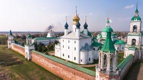 圣雅各布救主修道院是一个东正教修道院 免版税库存照片