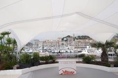 Cannes asiste al photocalldel thefotos de archivo libres de regalías