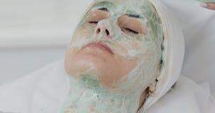 E r peladura Cuidado de piel de la belleza y del cuerpo almacen de video