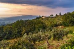 E r toscânia Italy foto de stock royalty free