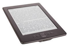 E-reader Royalty Free Stock Images