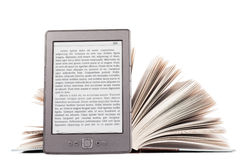 E-reader Royalty Free Stock Photo