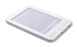 E-reader Royalty Free Stock Photography