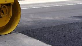 E Reparatie van wegen stock footage