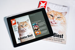 E-Revista Imagenes de archivo