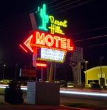 E Route 66 royalty-vrije stock foto's