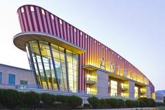 студии Дисней e roy здания одушевленност Стоковое Фото