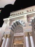 E Saudia Arabien r Al-Masjid An-Nabavi r Foto gemacht auf 04 28 2019 lizenzfreies stockbild