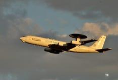 E-3 Sentry AWACS Stock Image