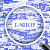 E-SHOP Stock Photography