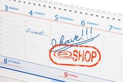 E-shoppa Royaltyfri Foto